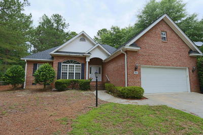 Pinehurst, Raleigh, Southern Pines Single Family Home For Sale: 165 Oakmont Circle