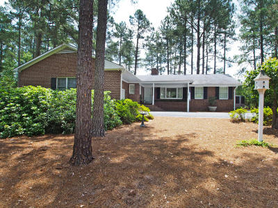 West End NC Single Family Home For Sale: $169,000