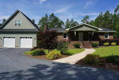 Aberdeen Single Family Home For Sale: 431 Horseshoe Road