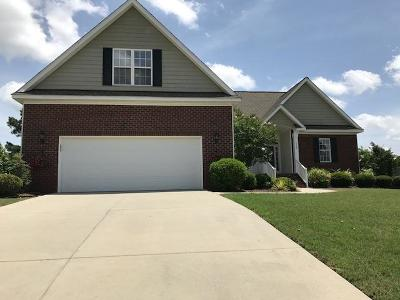 Aberdeen Single Family Home For Sale: 116 Cross Pointe Lane