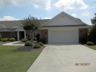 Whispering Pines Condo/Townhouse For Sale: 5 Morning Glory Lane