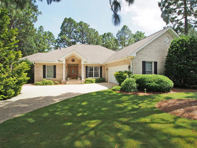 Southern Pines Single Family Home For Sale: 55 Steeplechase Way
