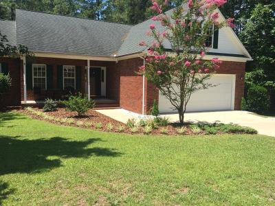 Aberdeen NC Single Family Home For Sale: $234,000