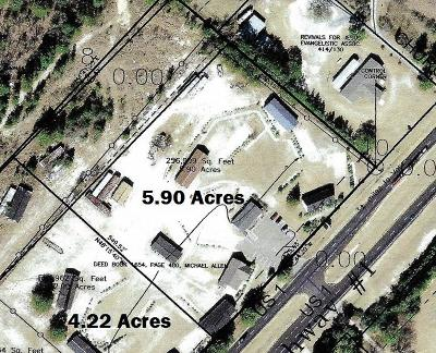 Commercial For Sale: 5152 N Us-1