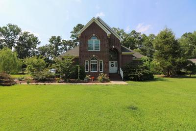 Vass Single Family Home For Sale: 339 Loblolly Drive