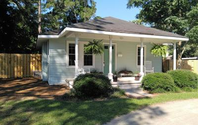 Southern Pines Single Family Home Active/Contingent: 280 E Ohio Avenue