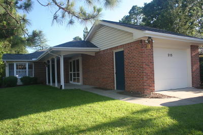 Pinehurst NC Single Family Home For Sale: $174,000