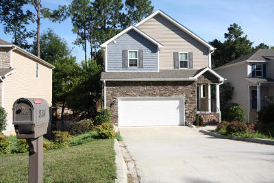 Southern Pines Single Family Home For Sale: 534 N Page Street