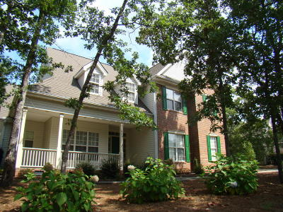 Pinehurst Single Family Home For Sale: 360 S Surry Circle