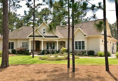Pinehurst NC Single Family Home For Sale: $669,000