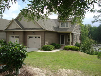 Southern Pines Condo/Townhouse Active/Contingent: 96 Cypress Circle
