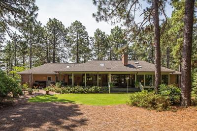 Pinehurst Single Family Home For Sale: 80 Quail Hollow Drive