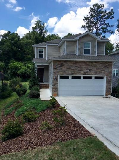 Southern Pines Single Family Home For Sale: 554 N Page St