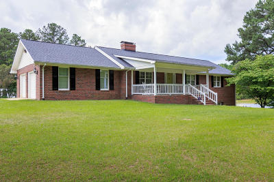Cameron Single Family Home For Sale: 112 Dewberry Lane