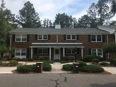 Southern Pines Condo/Townhouse For Sale: 331 Driftwood Circle #B