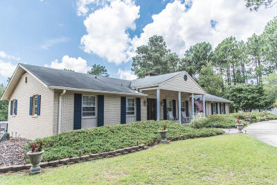 Highland Trails Single Family Home Active/Contingent: 104 S Glenwood Trail