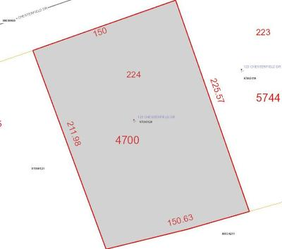 Forest Creek Residential Lots & Land For Sale: 125 Chesterfield Drive