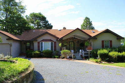 Single Family Home Active/Contingent: 115 Brown Bark Road