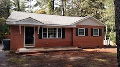 Moore County Rental For Rent: 370 E Indiana Avenue