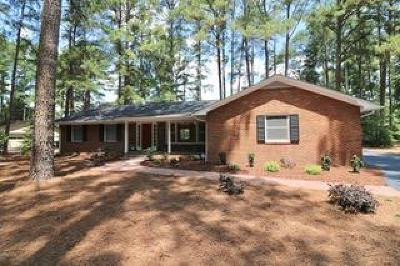 Whispering Pines Single Family Home For Sale: 4 Fairway Lane