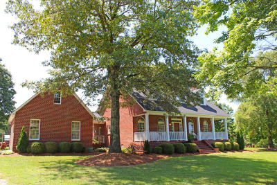 Moore County Single Family Home Active/Contingent: 2035 N Moore Road