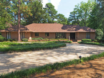 Pinehurst Single Family Home For Sale: 145 Quail Hollow Drive