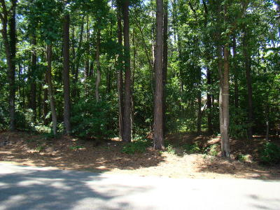 Whispering Pines Residential Lots & Land Active/Contingent: 60 Lakeview Drive