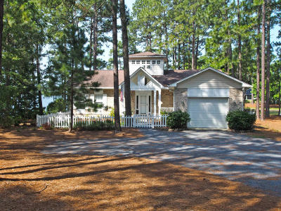 West End Single Family Home Active/Contingent: 163 Firetree Lane