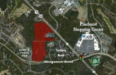 Commercial For Sale: Hwy 15-501