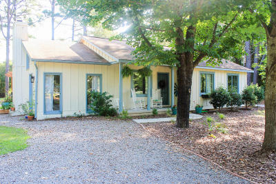 Southern Pines Single Family Home Active/Contingent: 575 Yadkin Road
