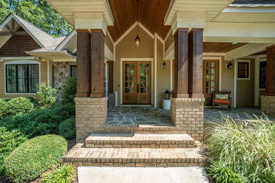 Southern Pines Single Family Home For Sale: 480 Highland Road