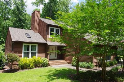 Southern Pines Single Family Home Active/Contingent: 145 Sandhurst Place