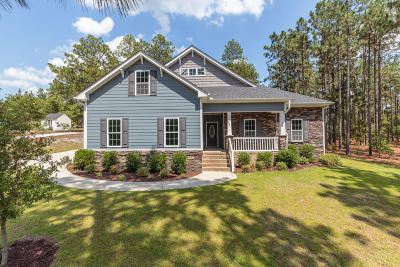 The Carolina Single Family Home Active/Contingent: 205 Woodbine Way