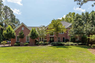 Pinehurst Single Family Home For Sale: 140 High Point Road