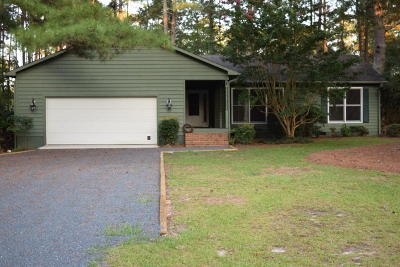 Southern Pines NC Rental For Rent: $1,400