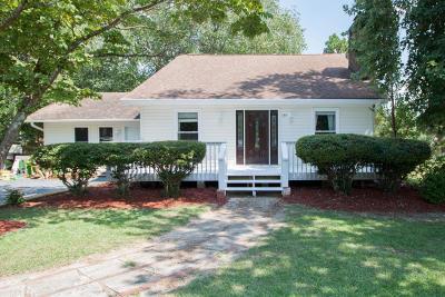 West End Single Family Home Active/Contingent: 134 E Shenandoah Road