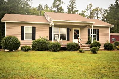 Carthage Single Family Home For Sale: 1575 Cool Springs Road