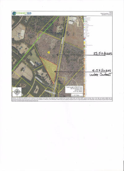 Aberdeen NC Residential Lots & Land For Sale: $52,000