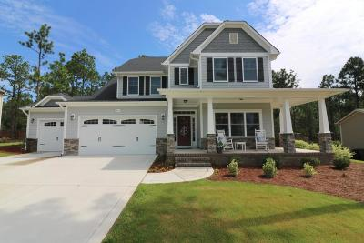 Southern Pines Single Family Home Active/Contingent: 161 Broom Sedge Lane