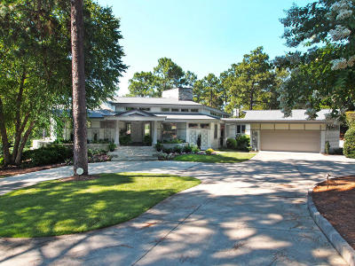 Pinehurst NC Single Family Home For Sale: $969,000