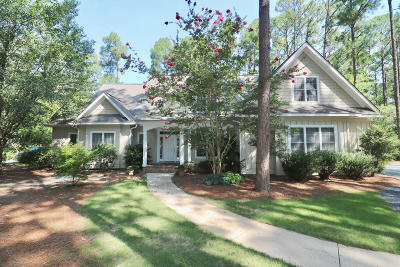 Southern Pines Single Family Home For Sale: 396 Grove Road