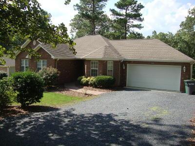 Pinehurst Single Family Home For Sale: 2150 W Longleaf Drive West