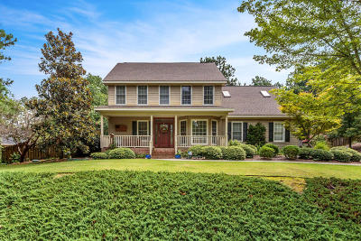 Sandhurst Single Family Home For Sale: 155 Fox Hunt Lane