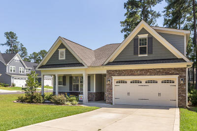 Aberdeen Single Family Home Active/Contingent: 174 Moultrie Lane