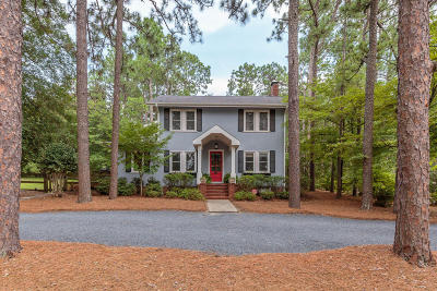 Southern Pines Single Family Home For Sale: 195 S Ridge Street
