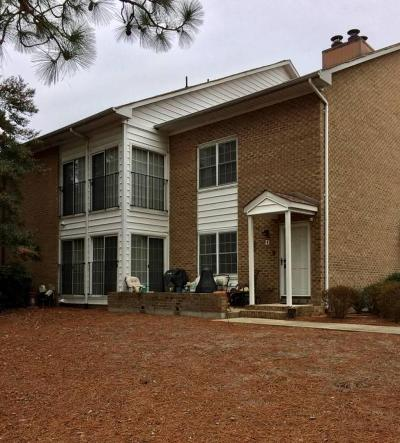Pinehurst Manor Condo/Townhouse For Sale: 9-D Pinehurst Manor