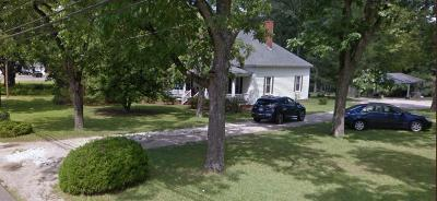 Rockingham NC Single Family Home For Sale: $115,000