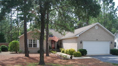 Pinehurst, Raleigh, Southern Pines Single Family Home Sold: 1520 E Longleaf Drive
