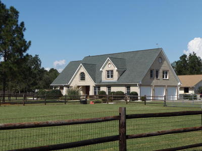 Vass Single Family Home For Sale: 707 Youngs Road