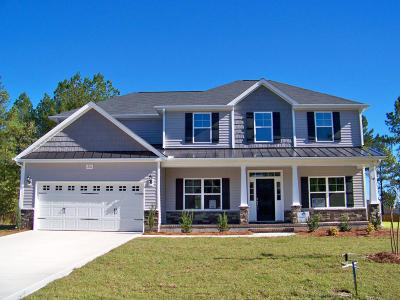 Carthage Single Family Home For Sale: 210 Timberwood Drive